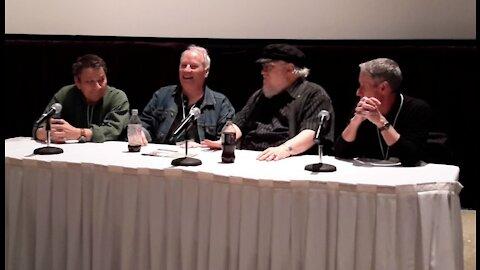 GAME OF THRONES George Martin, Joe Lansdale, Howard Waldrop Q&A Nacogdoches Film Festival