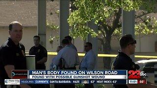 Man found dead in South Bakersfield
