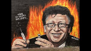 Bill Gates Track and Trace vaccines with Population Control