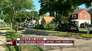 Police: 'No human remains found' at home near 24th and Glendale
