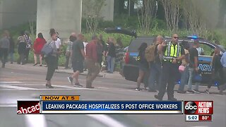Post Office at Tampa International Airport evacuated due to report of suspicious package