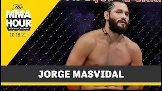 Jorge Masvidal talks about his next fight, AEW Wrestling and more