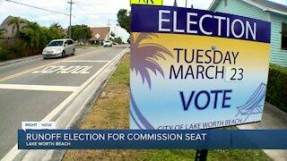 Mail-in ballots flood Lake Worth Beach runoff election