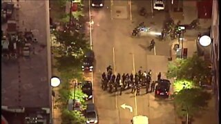 Police prepare for possibility of more violence this weekend