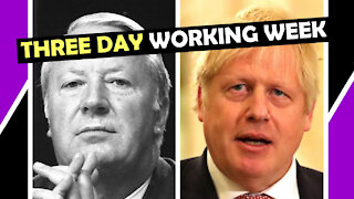 THREE DAY WORKING WEEK / Hugo Talks #lockdown