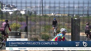 Chula Vista opens two major bayfront projects