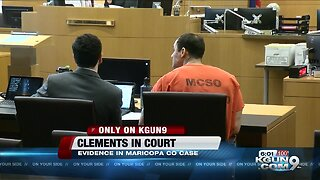 Man accused of killing two young Tucson girls in court