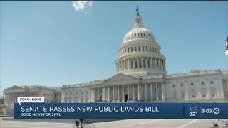 Senate passes new public lands bill