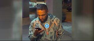Vegas police seek man who robbed, beat elderly woman