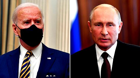"Nets Hype ""Energized"" Joe Biden Facing Down Putin at Summit"