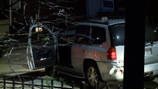 Pursuit involving Parma Heights police ends in crash