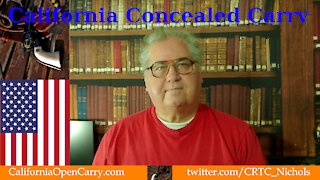 California Concealed Carry