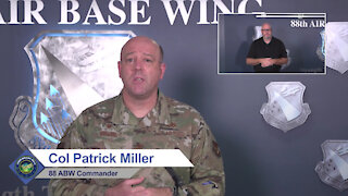WPAFB Live Town Hall March 3, 2021