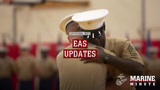 Marine Minute: Service Extensions