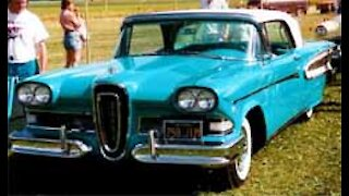 Edsel Ford Cars for Sale