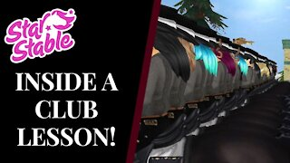 Inside a Metal Queens' SSD Dressage Lesson! Star Stable Quinn Ponylord