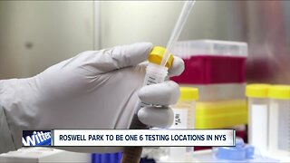 Roswell Park laboratory to be one of six testing for Covid-19