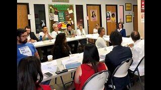 US Senator Cortez Masto discusses climate change impact on minority communities
