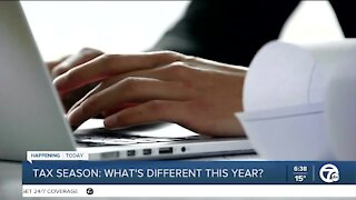 Tax filing season officially begins