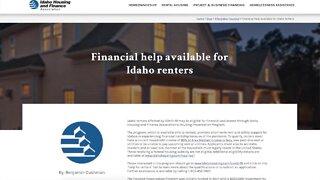 Rebound Idaho: Avoiding eviction amid COVID-19 and Idaho's statewide affordable housing crisis