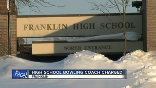 Franklin bowling coach charged with sexual assault, stalking