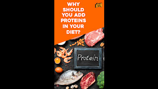 Top 3 Health Benefits Of Proteins