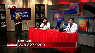 Dr. Nandi answers questions on coronavirus