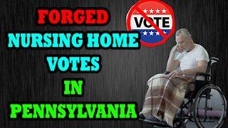 EVIDENCE of Nursing Home Fraud in Pennsylvania