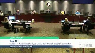 Overland Park council considers changes to public comment