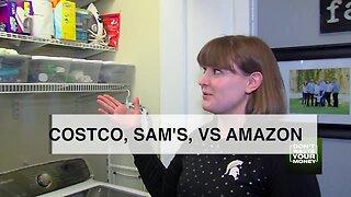 Costco, Sam's Club, vs Amazon: Can warehouse stores still compete?