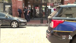 Business owners asking city leaders to do more following triple shooting in Fells Point