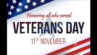 11-11-2020 Happy Veterans Day Patriots