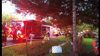 Woman killed in house fire in Fort Pierce