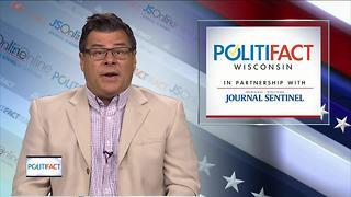PolitiFact Wisconsin: GOP Senate candidate claims