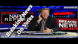 Breaking News On Votes with Rick Nappi