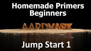 Reloading Primers for Beginners - Jump Start 1