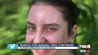 Charlotte County Sheriff's still search Missing Teen