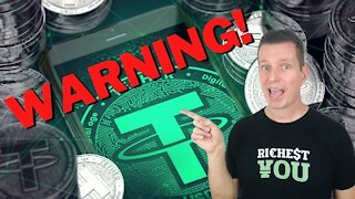 Crypto Warning | Digging Deep on Tether Via a Recent George Gammon Video