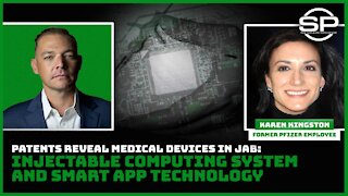 """RECEIPTS: Patents Expose """"Medical Devices"""" in Jab, Injectable Computing System"""