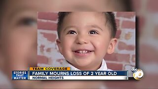 Family mourns toddler dead after E. Coli exposure at San Diego County Fair