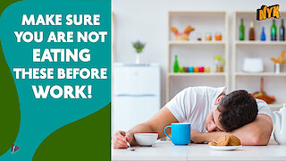 Top 5 Foods That Make You Feel Lazy