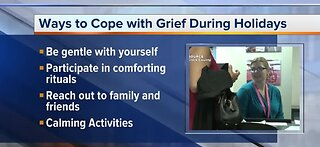 Coping tips for the holidays