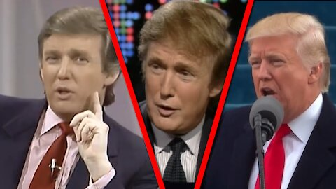 Trump In Context #1 Consistent Through the Years