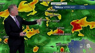 WPTV First Alert weather alert for Friday night