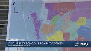 Proximity Zones coming to Lee County Schools