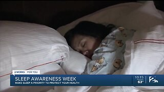 Make Sleep a Priority to Stay Healthy