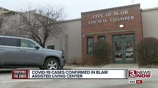 COVID-19 cases confirmed in Blair assisted living center