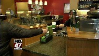 Starbucks offering free coffee to veterans Sunday
