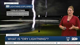 """Science Sundays: What is """"Dry Lightning""""?"""