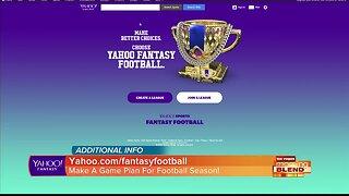 Make A Game Plan For Football Season
